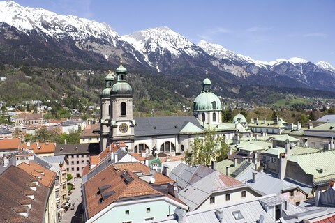 VeredTravel ober CathedralInnsbruck
