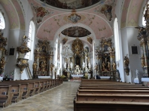 Church in Oberammergau