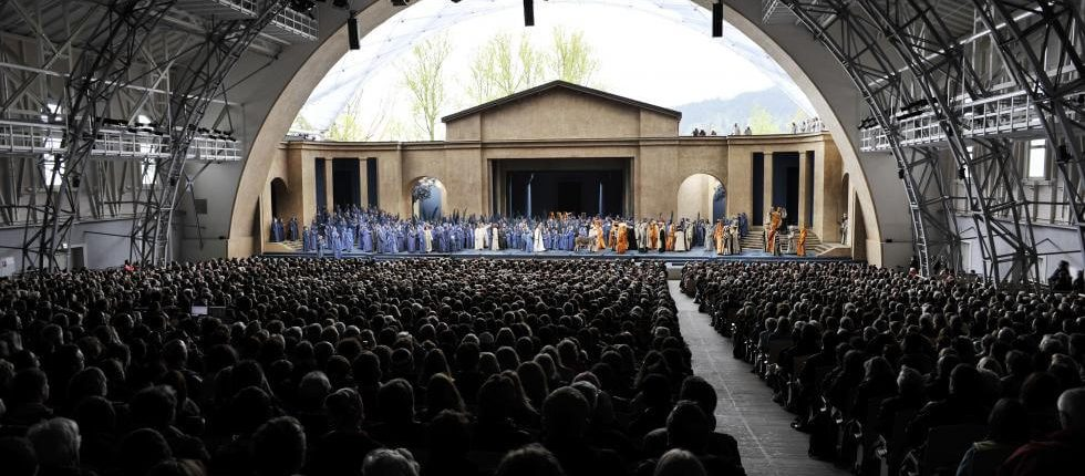 Countdown to Oberammergau